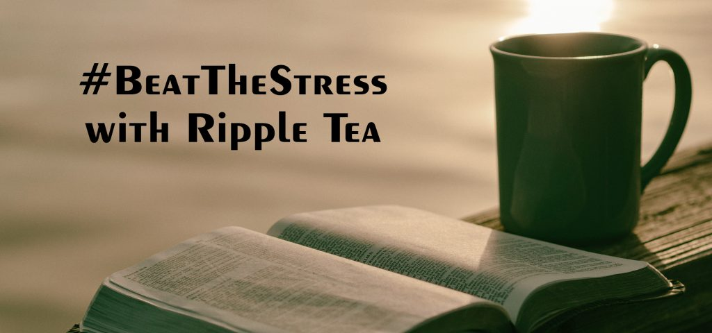 BeatTheStress with Ripple Tea